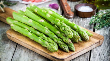 Drob vegetarian cu sparanghel