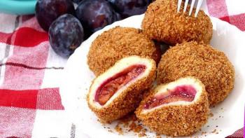 Gomboti sau galuste cu prune
